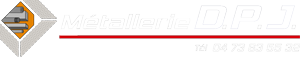 Métallerie DPJ Logo