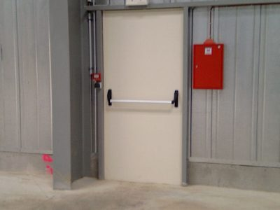Porte IS Industrie - Métallerie DPJ